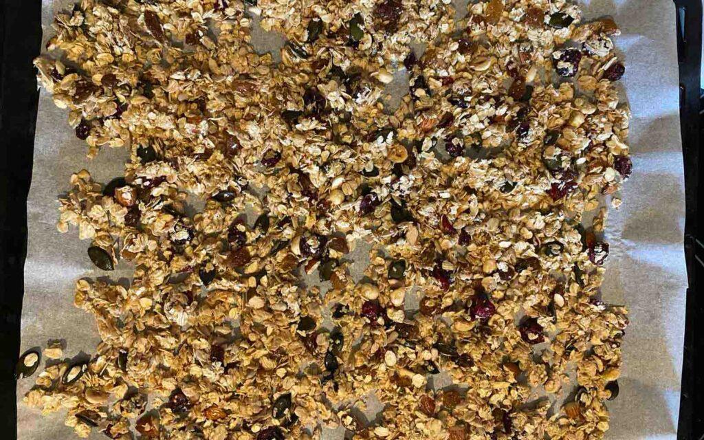 granola u plehu