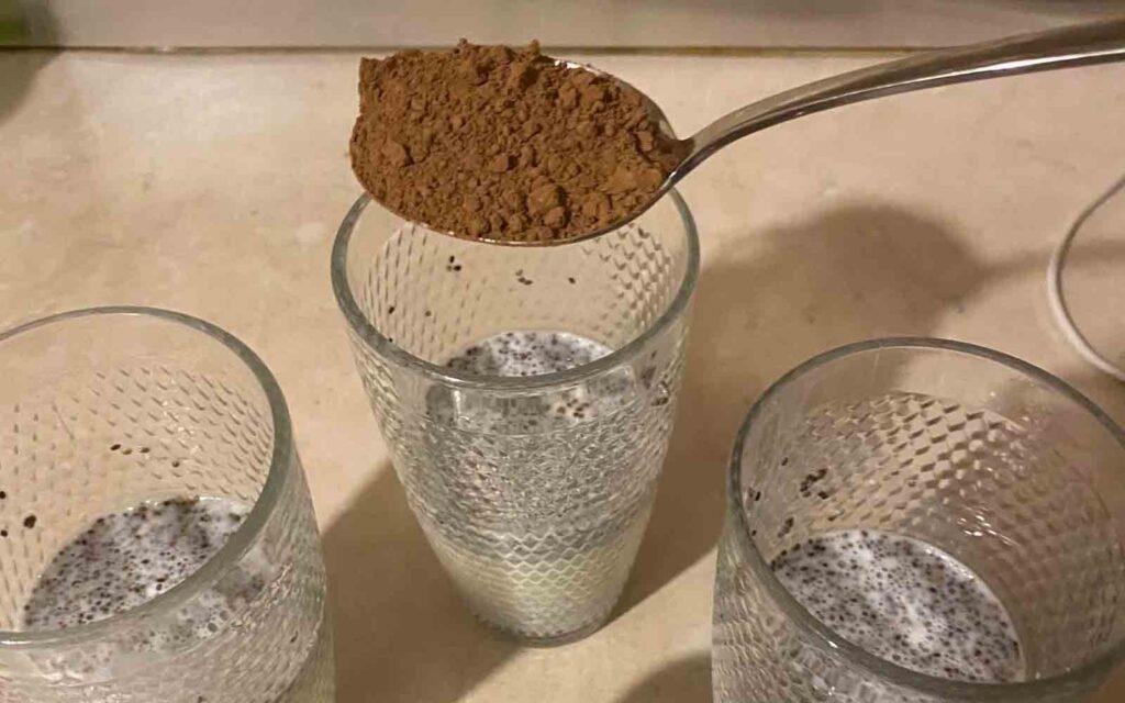 cia semenke i kakao